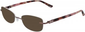 Airlock AIRLOCK GRACE 200 sunglasses in Brown Rose