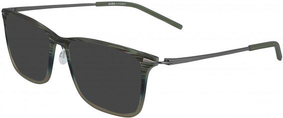 Airlock AIRLOCK 2003 sunglasses in Matte Olive Gradient
