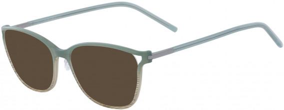Airlock AIRLOCK 3000 sunglasses in Sea Green Gradient