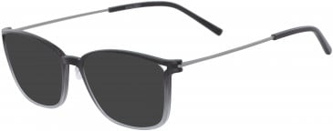 Airlock AIRLOCK 3001 sunglasses in Black Gradient