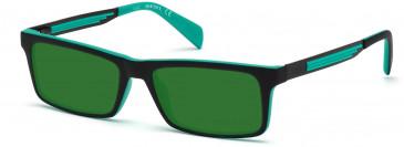 Diesel Plastic Sunglasses