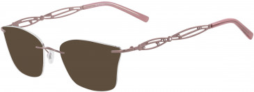Airlock AIRLOCK ENCHANTMENT 203 sunglasses in Rose