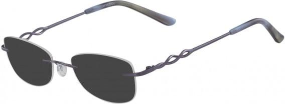 Airlock AIRLOCK ESSENCE 204 sunglasses in Violet