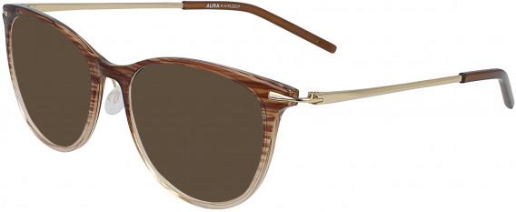 Airlock AIRLOCK 3004 sunglasses in Brown Gradient