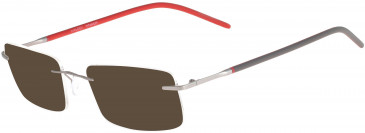 Airlock AIRLOCK ENDLESS 201 sunglasses in Light Gunmetal