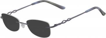 Airlock AIRLOCK ESSENCE 204 sunglasses in Violet