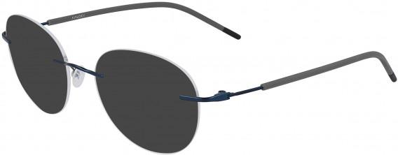 Airlock AIRLOCK HOMAGE 202 sunglasses in Navy
