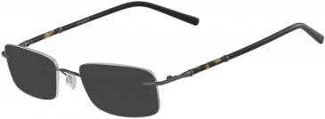 Airlock AIRLOCK HONOR 201 sunglasses in Gunmetal
