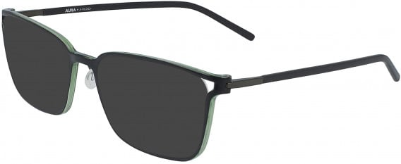 Airlock AIRLOCK 2002 sunglasses in Grey/Green