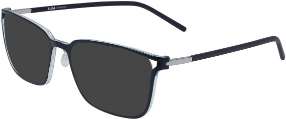 Airlock AIRLOCK 2002 sunglasses in Navy/Clear