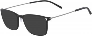 Airlock AIRLOCK 2001 sunglasses in Matte Navy/Tortoise