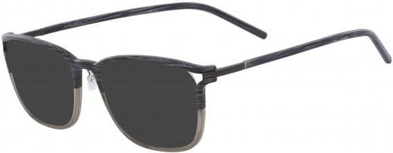 Airlock AIRLOCK 2000 sunglasses in Grey Horn
