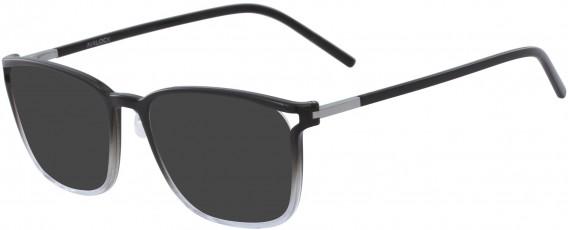 Airlock AIRLOCK 2000 sunglasses in Black Gradient