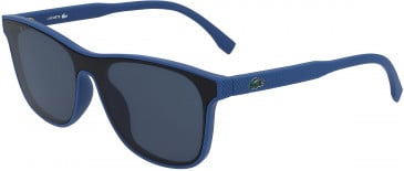 Lacoste L3634S kids sunglasses in Matte Blue