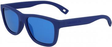 Lacoste L3630S kids sunglasses in Matte Blue