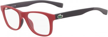 Lacoste L3620 kids glasses in Red/Grey
