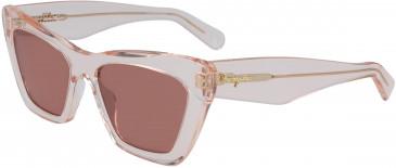 Salvatore Ferragamo SF929S sunglasses in Pink