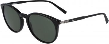 Salvatore Ferragamo SF911SP sunglasses in Black