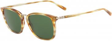 Salvatore Ferragamo SF910S sunglasses in Striped Honey
