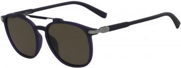 Salvatore Ferragamo SF893S sunglasses in Matte Blue