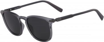 Salvatore Ferragamo SF881S sunglasses in Smoke