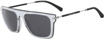 Calvin Klein Jeans CKJ19705S sunglasses in Navy