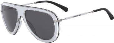 Calvin Klein Jeans CKJ19704S sunglasses in Sky Blue