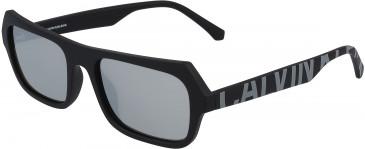 Calvin Klein Jeans CKJ19515S sunglasses in Matte Navy