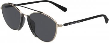 Calvin Klein Jeans CKJ19306S sunglasses in Ochre