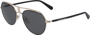 Calvin Klein Jeans CKJ19304S sunglasses in Matte Light Pink
