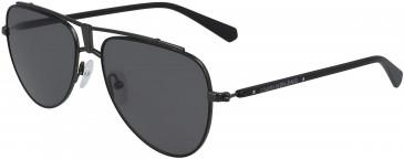 Calvin Klein Jeans CKJ19302S sunglasses in Matte Berry