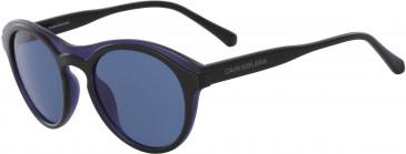 Calvin Klein Jeans CKJ18503S sunglasses in Crystal