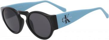 Calvin Klein Jeans CKJ18500S sunglasses in Azalea