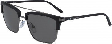 Calvin Klein CK19301S sunglasses in Matte Navy