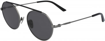Calvin Klein CK19149S sunglasses in Silver/White