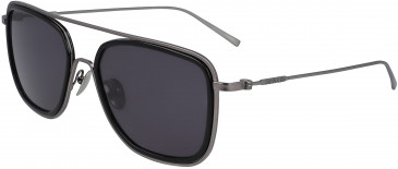 Calvin Klein CK19123S sunglasses in Crystal Navy