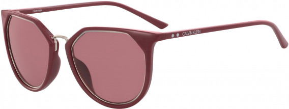 Calvin Klein CK18531S sunglasses in Burgundy