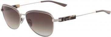 Calvin Klein CK18113S sunglasses in Gold/Black
