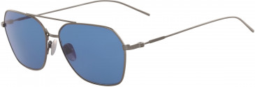Calvin Klein CK18112S sunglasses in Nickel