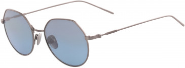 Calvin Klein CK18111S sunglasses in Rose Gold