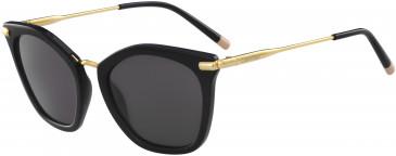 Calvin Klein CK1231S sunglasses in Rose Havana