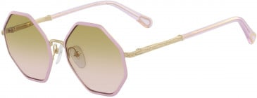Chloé CE3102S kids sunglasses in Gold/Lilac