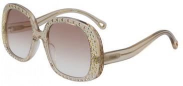 Chloé CE755SR sunglasses in Brown