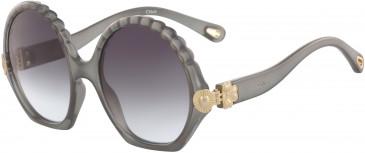 Chloé CE745S sunglasses in Dark Grey