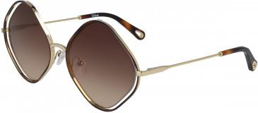 Chloé CE159S sunglasses in Havana/Brown