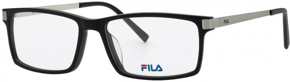 Fila VF9088 glasses in Shiny Dark Havana