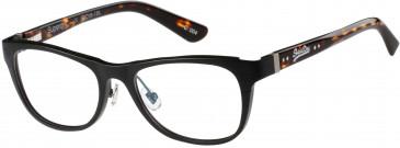 Superdry SDO-KENT Glasses in Matte Black/Tortoiseshell