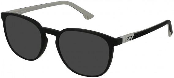 Police VK079 sunglasses in Matt Black