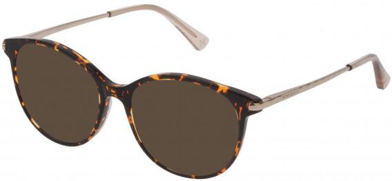 Nina Ricci VNR229 sunglasses in Shiny Yellow/Brown Havana