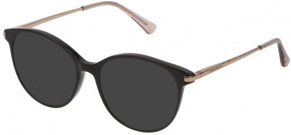 Nina Ricci VNR229 sunglasses in Shiny Black